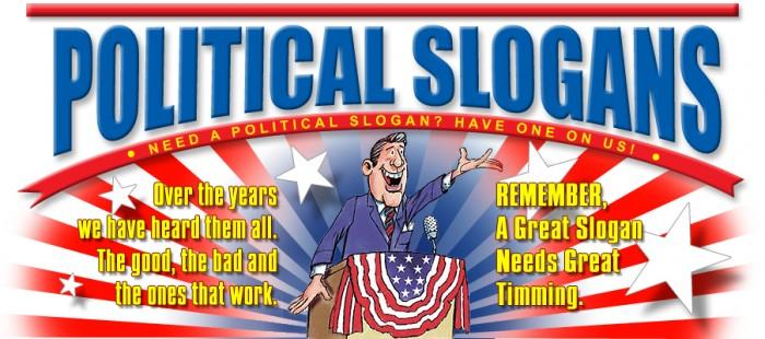 POLITICAL SLOGANS FINAL